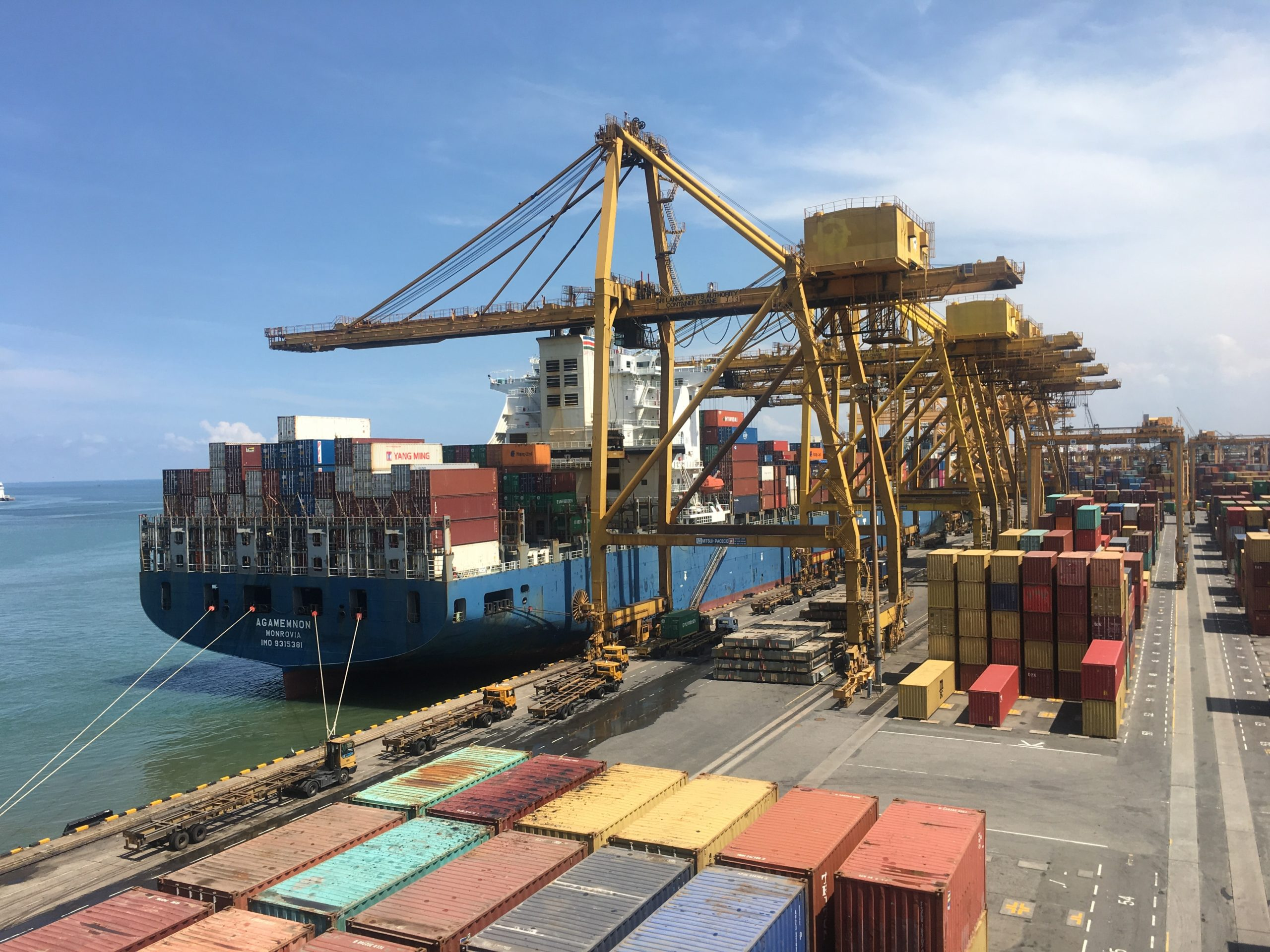 chanceller-logistica-terminal-alfandegário-porto-cargas-conteiner-importacao-exportacao-comercio-exterior